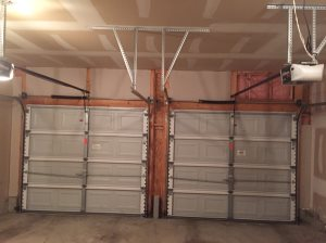 Drywall Garage Cover Photo