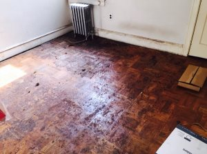 Fix Parquet Floor Cover Photo
