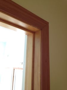 Painting Door Trim Cover Photo