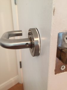 Door Handle Tightening  Cover Photo