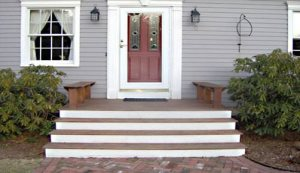 Driveway Side Step Cover Photo