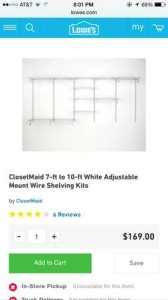 Install A Closet Organizer Cover Photo