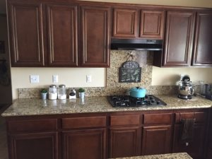 Kitchen Cabinet Repainting Cover Photo
