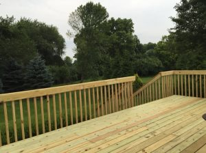 Deck Staining Cover Photo