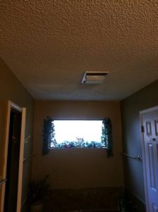 Cut Out And Replace Section Of Ceiling And Repopcorn Cover Photo