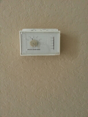 Replace Thermostat Cover Photo