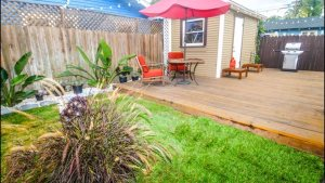 Sand & Seal Outdoor Deck Cover Photo
