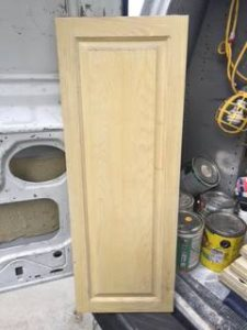 Cabinet Doors Painted  Cover Photo