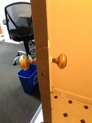 Door Knob/Lock Cover Photo
