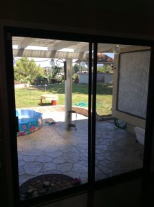 Sliding Door Cover Photo