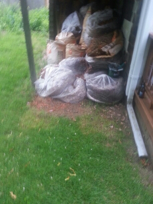 Yard Waste Removal Cover Photo