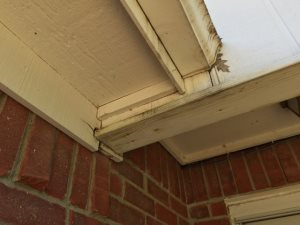 Exterior Wood Trim Repair Cover Photo