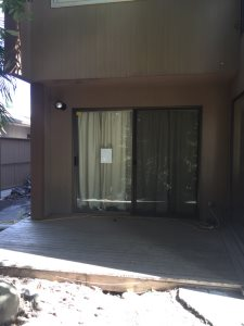 Sliding Glass Door And Window Cover Photo