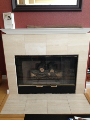 Fireplace Tiles & Hearth Cover Photo