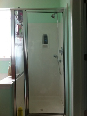 Install Tile Shower