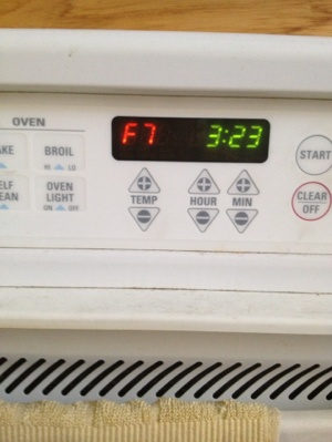 Fix Oven Cover Photo