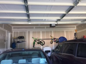 2 Car Garage Paint Cover Photo