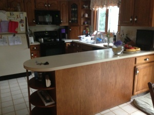 Kitchen Island Cover Photo