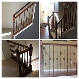 Stair Balusters Cover Photo