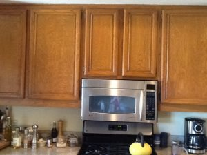 Refinish Kitchen Cabinets