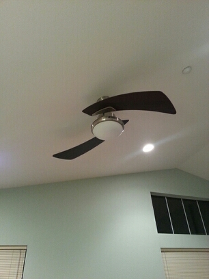 Replace Ceiling Fan Cover Photo
