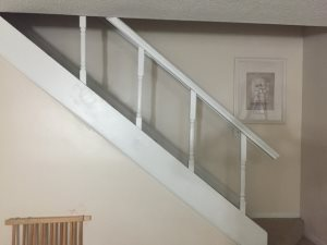 Install Staircase Rails Cover Photo