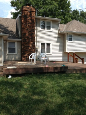 Deck Overhang & Railing Cover Photo