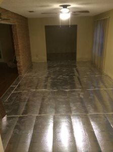 Flooring And Baseboard Installation Cover Photo