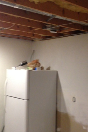 Dropped Ceiling Cover Photo