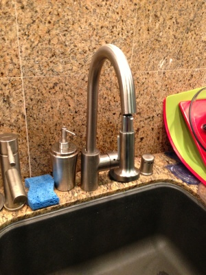 Need New Faucet Cover Photo