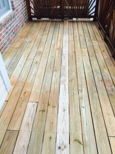 Repair A Deck Cover Photo