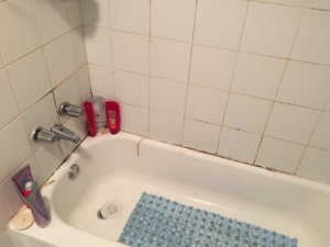 Bathroom Tub Grout Repair Cover Photo