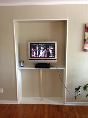 Entertainment Center Cover Photo