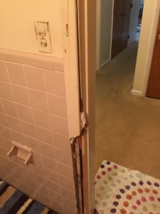 Door Repair Cover Photo