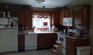 Paint Kitchen Cabinets White  Cover Photo