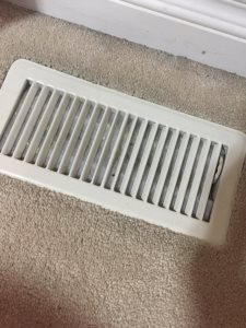 Air Vent Cleaning Cover Photo