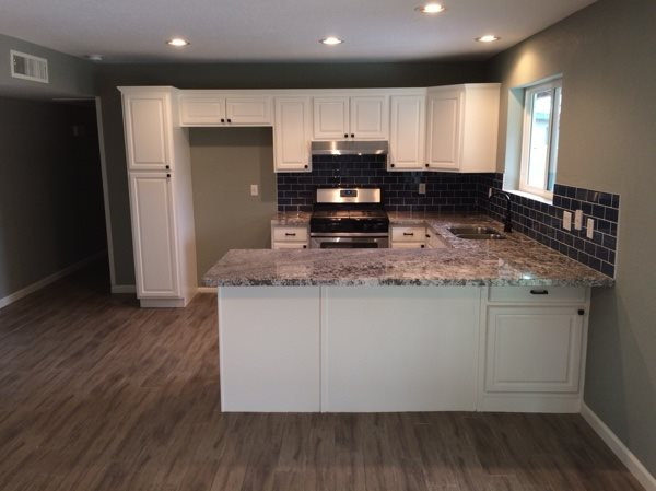 Cost of Paint Cabinets Kitchen in Mesa AZ