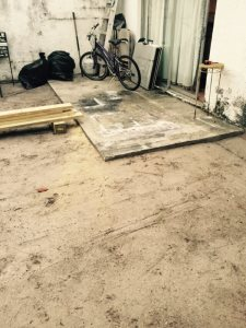 Concrete Slabs For Patio Cover Photo