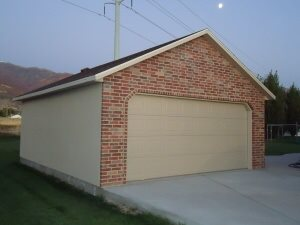 Cost of building a two car detached garage in haughton la How much to build a new garage