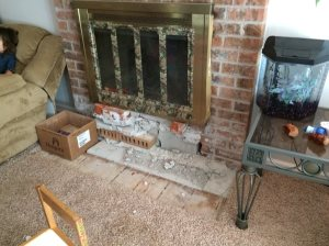 Fireplace Conversion Cover Photo