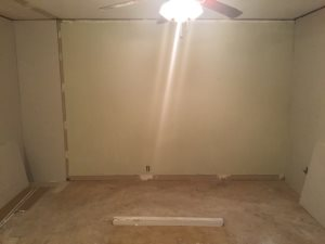 Master Bedroom Drywall Cover Photo