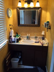 Sink Vanity Cover Photo