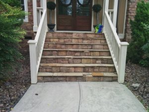 Superb Repair Stone Steps Cover Photo