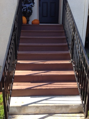 Paint Front Stairs Cover Photo