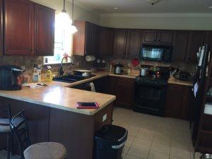 Kitchen Countertop Cover Photo