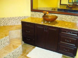 2 Master Bathroom Cabinets Built Cover Photo