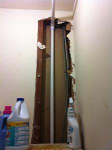 Garage Wall Repair Cover Photo