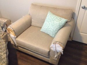 Chair Upholstery Cover Photo