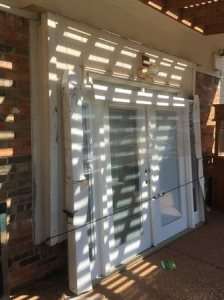 Replace Bay Window With French Doors Cover Photo