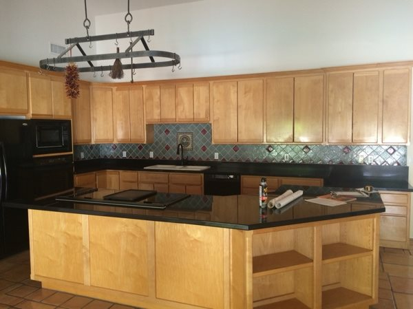 Cost of paint kitchen cabinets in mesa az for Average cost of painting kitchen cabinets